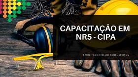 Capacitação em NR 5 – CIPA
