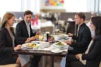 Núcleo Jovem promove almoço de Networking