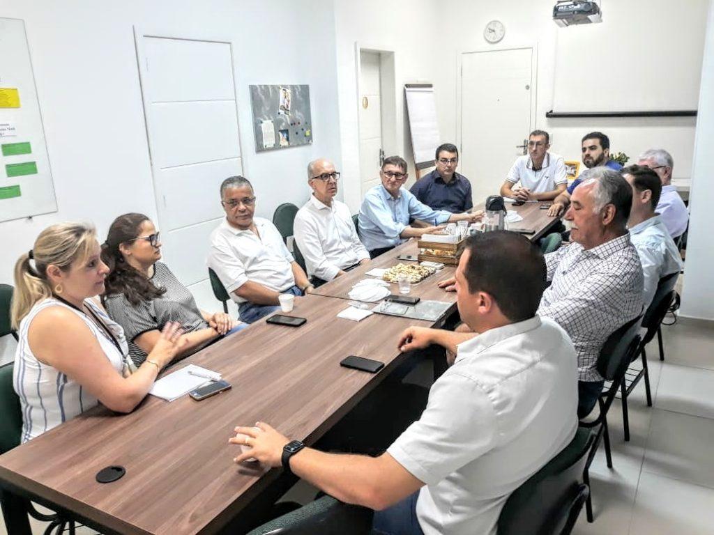 Núcleo Imobiliário se reúne para tratar do ITBI