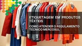 Etiquetagem em produtos têxteis