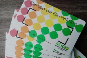 Acig lança cartão que dá vantagens exclusivas para associados no comércio local